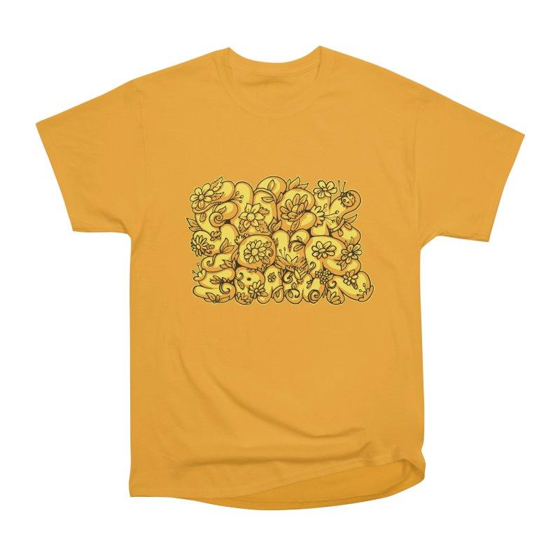 Sweet Sentiment Women's Heavyweight Unisex T-Shirt by AnimalBro's Artist Shop