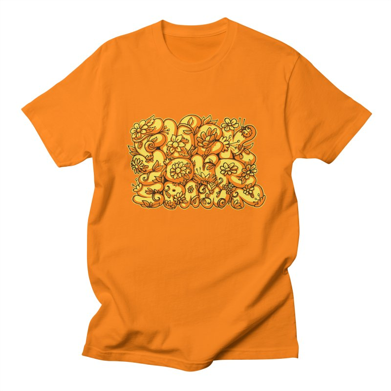 Sweet Sentiment Men's Regular T-Shirt by AnimalBro's Artist Shop