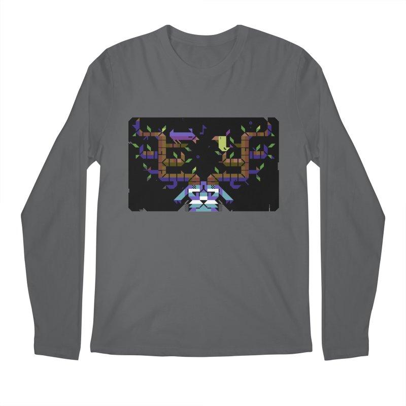 Bird Song Men's Longsleeve T-Shirt by AnimalBro's Artist Shop