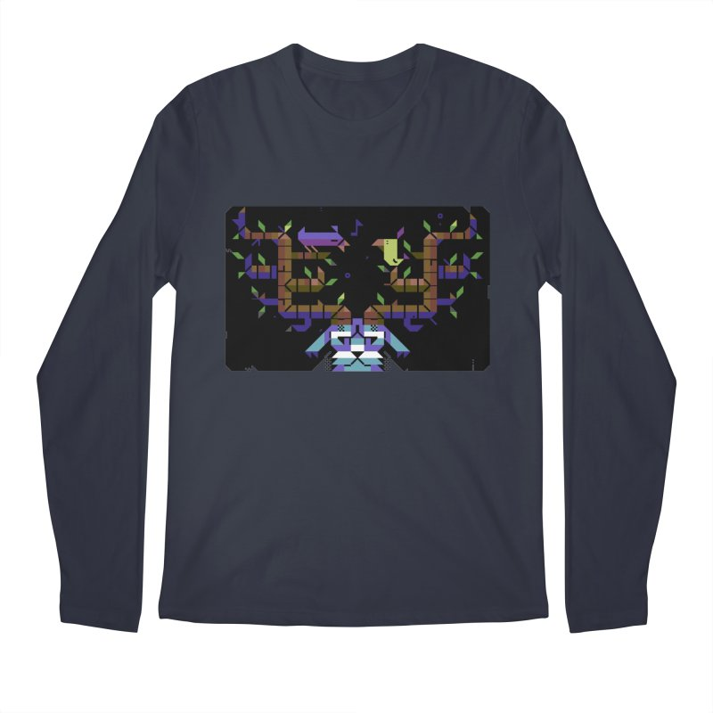 Bird Song Men's Longsleeve T-Shirt by AnimalBro's Artist Shop