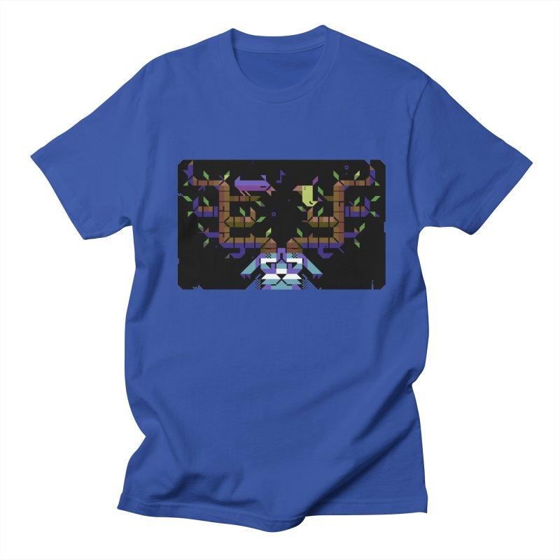 Bird Song Men's Regular T-Shirt by AnimalBro's Artist Shop