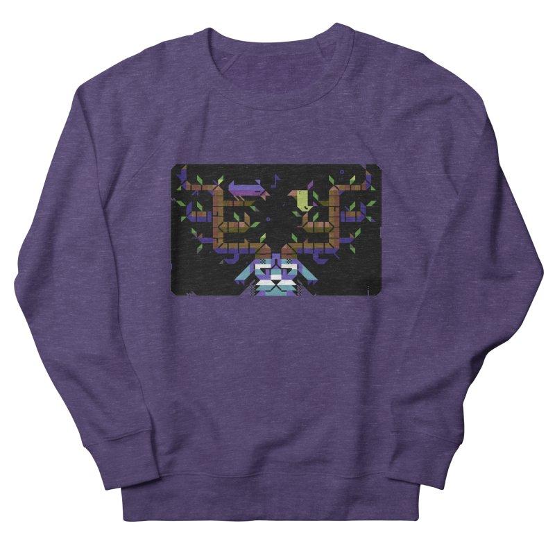 Bird Song Women's French Terry Sweatshirt by AnimalBro's Artist Shop