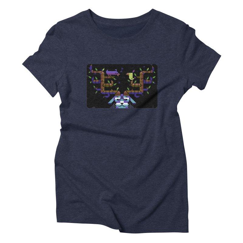 Bird Song Women's T-Shirt by AnimalBro's Artist Shop