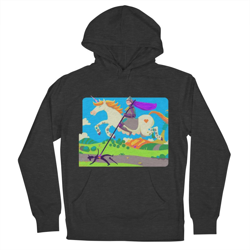 Hunters Will Be Hunted Women's Pullover Hoody by AnimalBro's Artist Shop