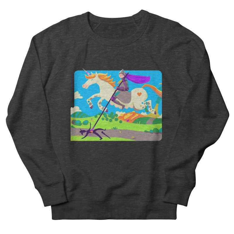 Hunters Will Be Hunted Women's Sweatshirt by AnimalBro's Artist Shop