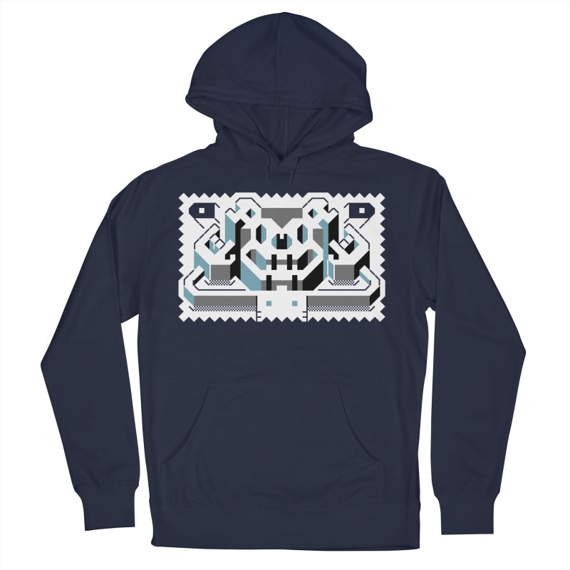 Lickey Louse Men's French Terry Pullover Hoody by AnimalBro's Artist Shop