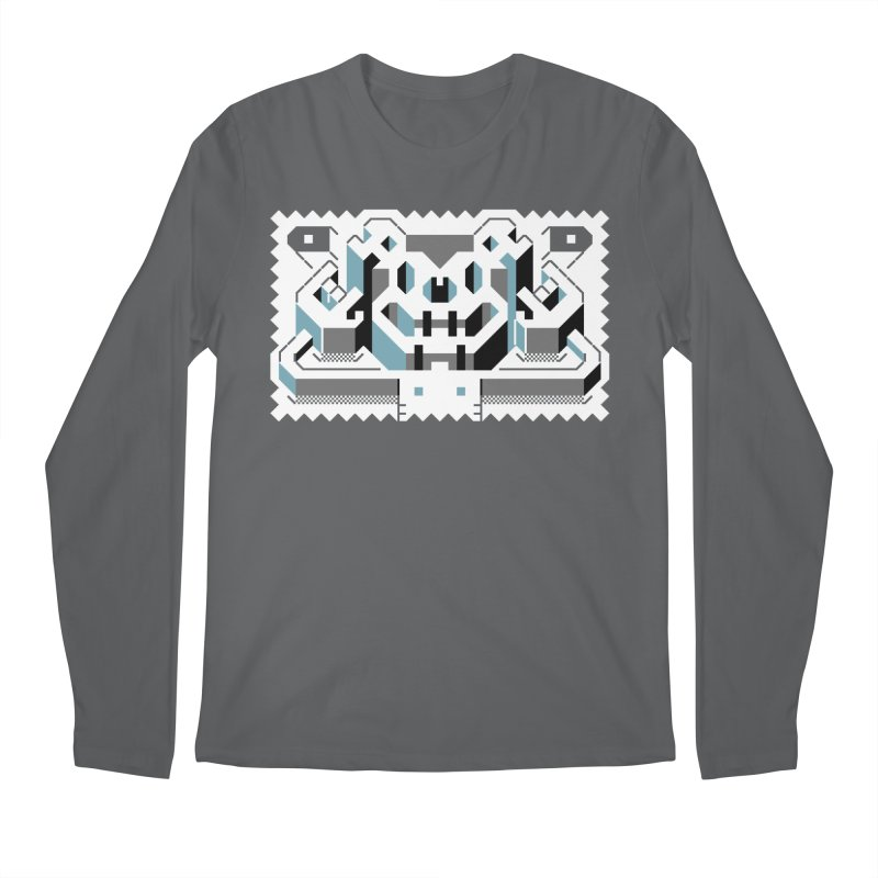 Lickey Louse Men's Regular Longsleeve T-Shirt by AnimalBro's Artist Shop