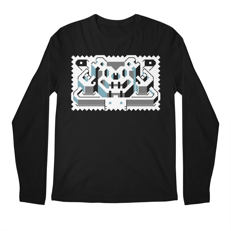 Lickey Louse Men's Longsleeve T-Shirt by AnimalBro's Artist Shop