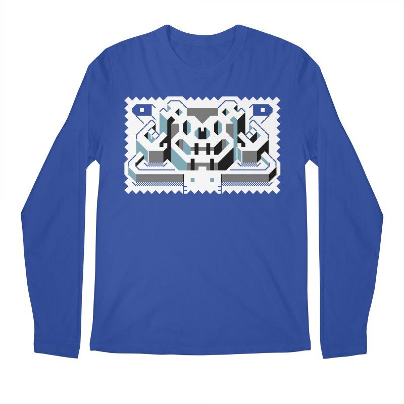 Lickey Louse Men's Longsleeve T-Shirt by AnimalBro's Artist Shop