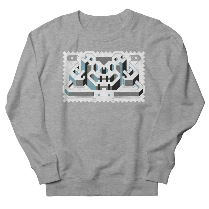 Lickey Louse Women's French Terry Sweatshirt by AnimalBro's Artist Shop