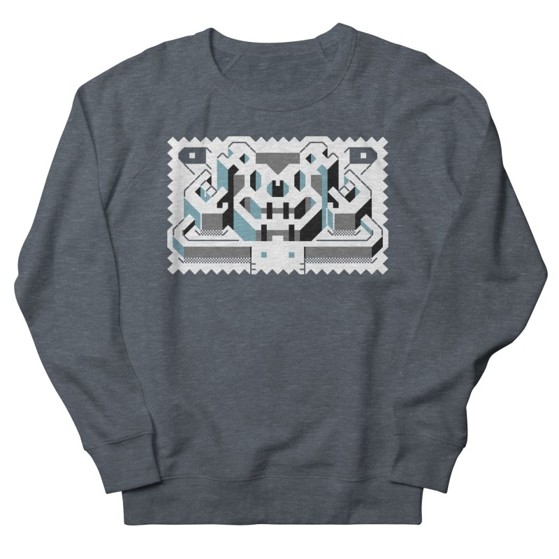 Lickey Louse Men's French Terry Sweatshirt by AnimalBro's Artist Shop