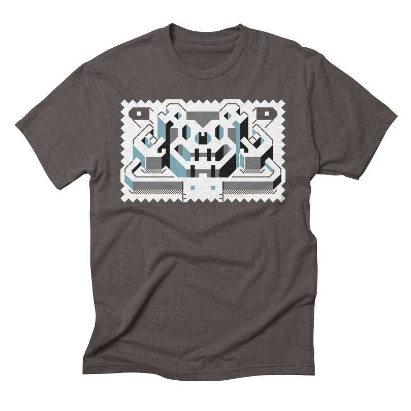 Lickey Louse Men's Triblend T-Shirt by AnimalBro's Artist Shop