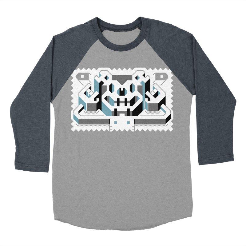 Lickey Louse Men's Baseball Triblend T-Shirt by AnimalBro's Artist Shop