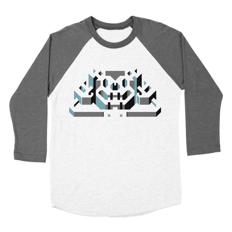 Lickey Louse Men's Baseball Triblend Longsleeve T-Shirt by AnimalBro's Artist Shop
