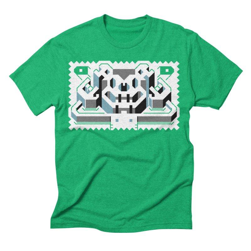 Lickey Louse Men's Triblend T-shirt by AnimalBro's Artist Shop