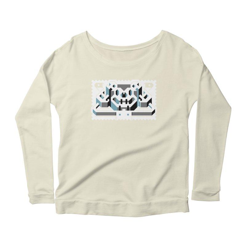Lickey Louse Women's Scoop Neck Longsleeve T-Shirt by AnimalBro's Artist Shop