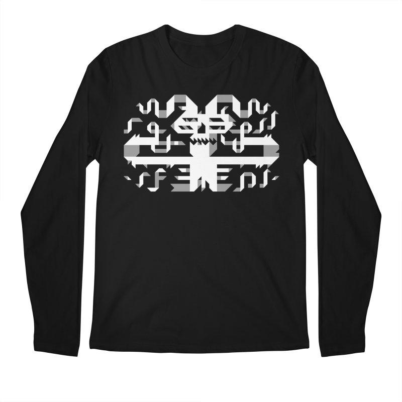 Papercut Men's Longsleeve T-Shirt by AnimalBro's Artist Shop