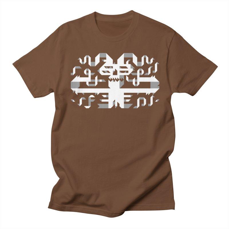 Papercut Women's Regular Unisex T-Shirt by AnimalBro's Artist Shop