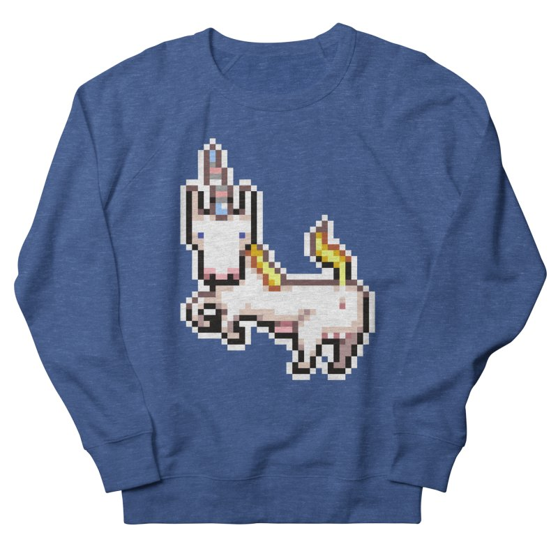 Proud Pony Men's Sweatshirt by AnimalBro's Artist Shop