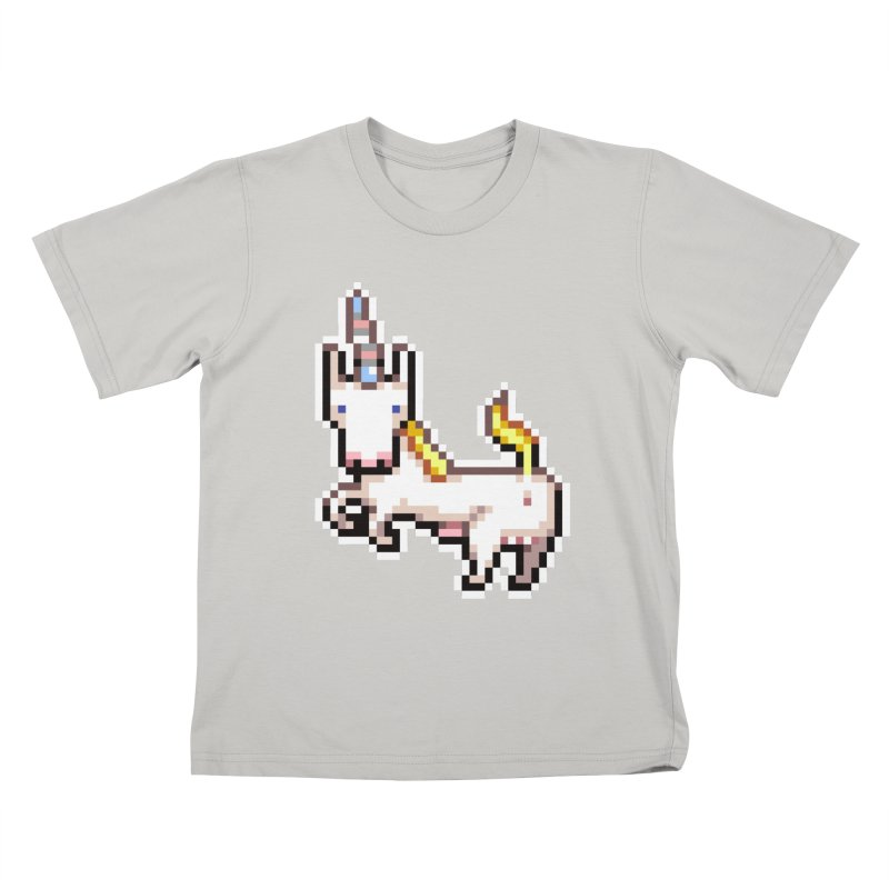 Proud Pony Kids T-shirt by AnimalBro's Artist Shop