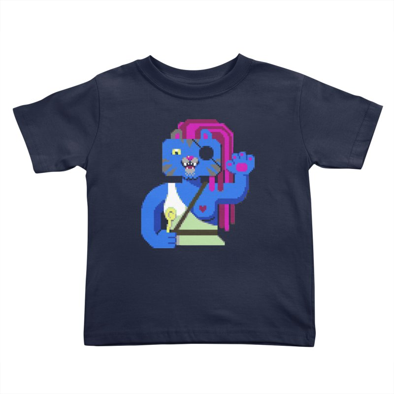 I'll Eat You With a Spoon Kids Toddler T-Shirt by AnimalBro's Artist Shop
