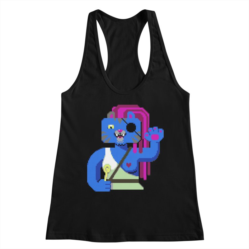 I'll Eat You With a Spoon Women's Tank by AnimalBro's Artist Shop