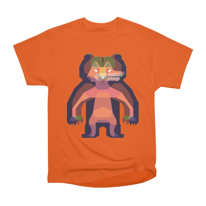 Shapeshifter Men's T-Shirt by AnimalBro's Artist Shop