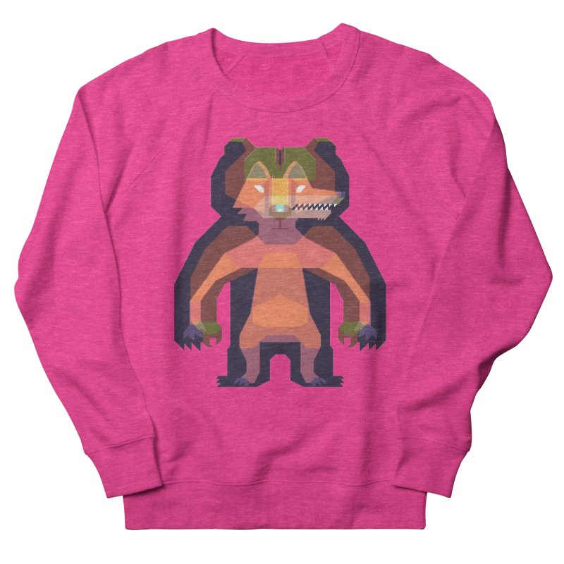 Shapeshifter Men's Sweatshirt by AnimalBro's Artist Shop