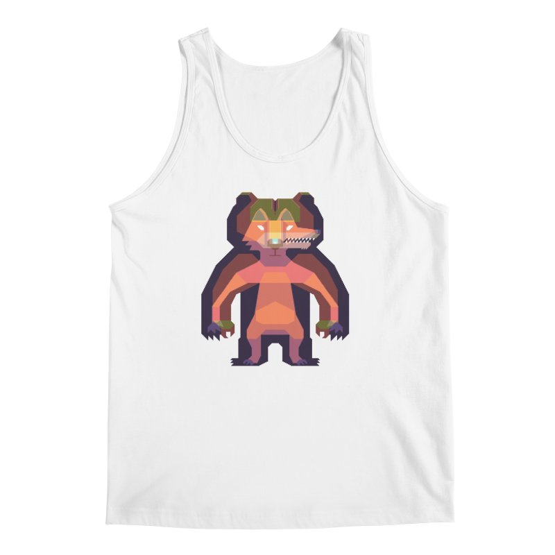 Shapeshifter Men's Regular Tank by AnimalBro's Artist Shop