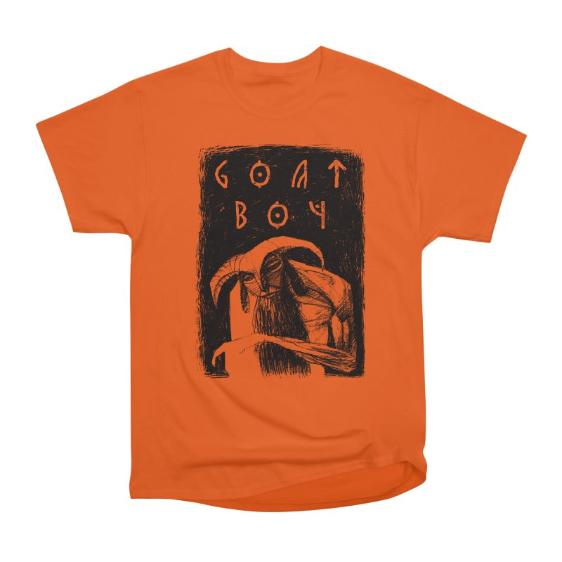 Goat Boy Men's Classic T-Shirt by AnimalBro's Artist Shop