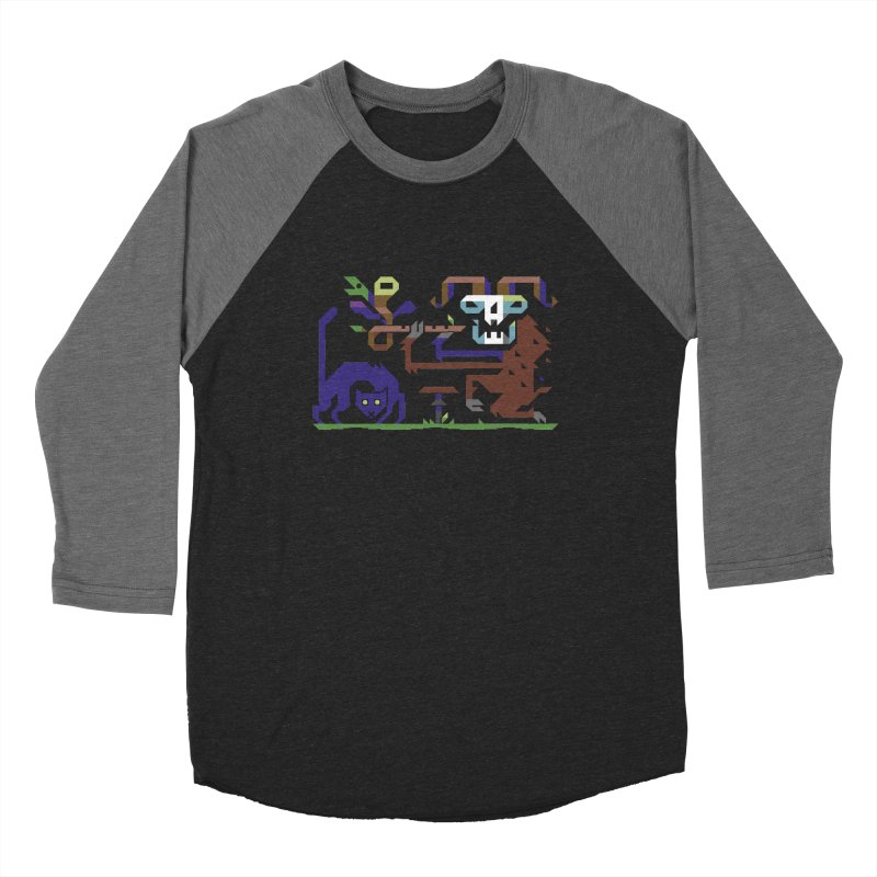 Satyr Women's Longsleeve T-Shirt by AnimalBro's Artist Shop