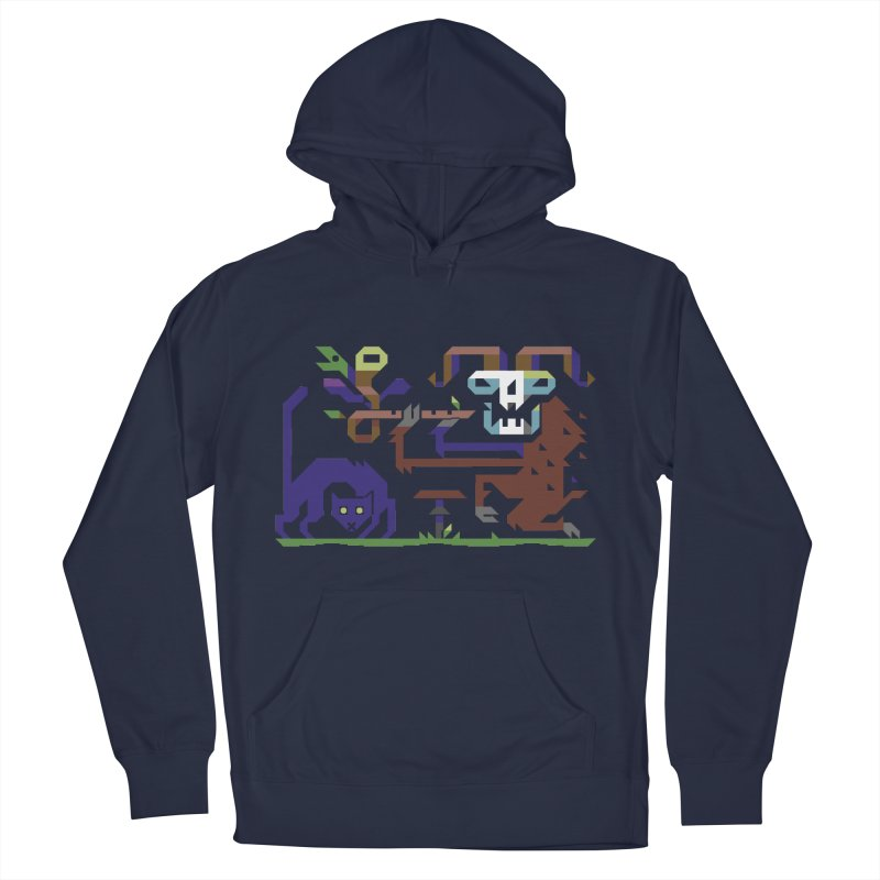 Satyr Men's Pullover Hoody by AnimalBro's Artist Shop