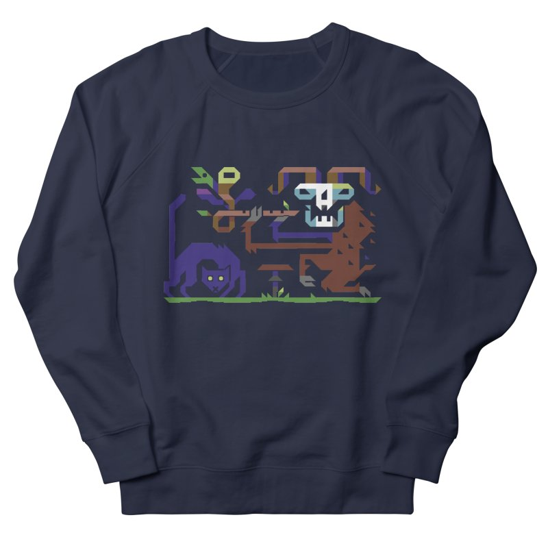 Satyr Women's Sweatshirt by AnimalBro's Artist Shop