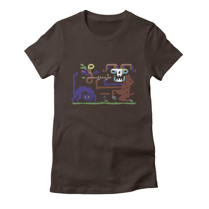 Satyr Women's T-Shirt by AnimalBro's Artist Shop