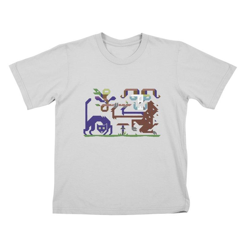 Satyr Kids T-Shirt by AnimalBro's Artist Shop