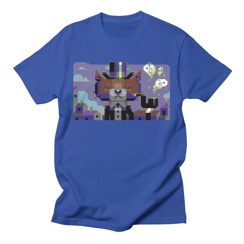 The Game Is Apaw Men's T-Shirt by AnimalBro's Artist Shop