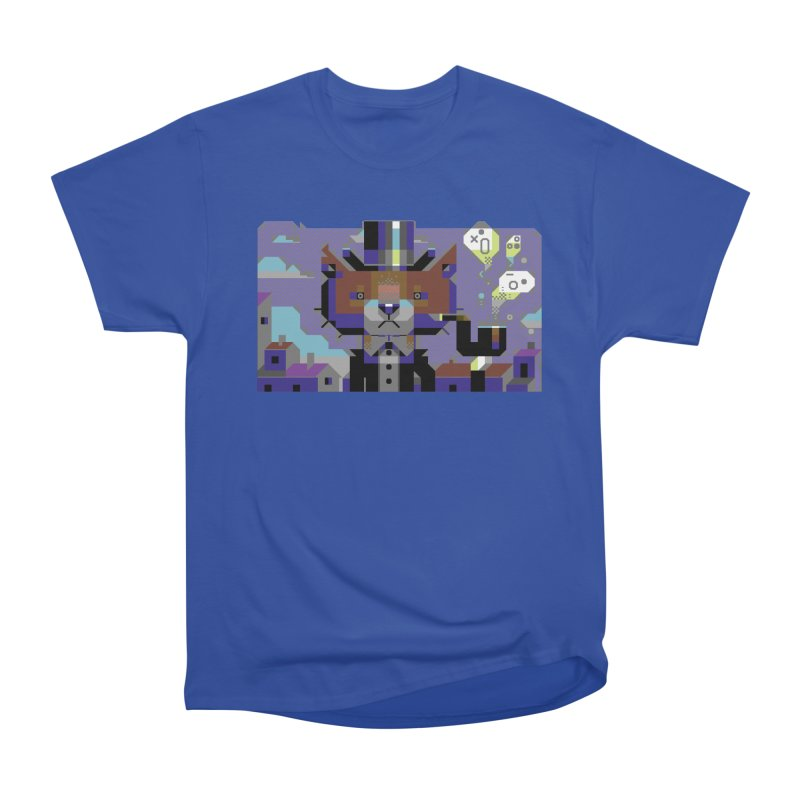 The Game Is Apaw Men's Classic T-Shirt by AnimalBro's Artist Shop