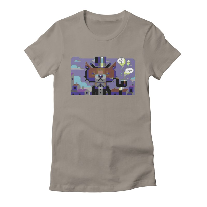 The Game Is Apaw Women's T-Shirt by AnimalBro's Artist Shop