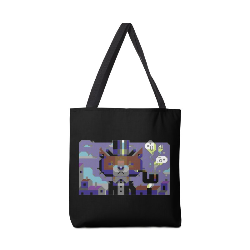 The Game Is Apaw Accessories Tote Bag Bag by AnimalBro's Artist Shop