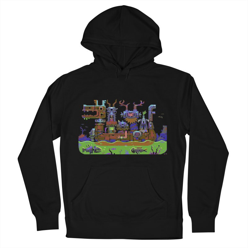Technovikings Men's Pullover Hoody by AnimalBro's Artist Shop