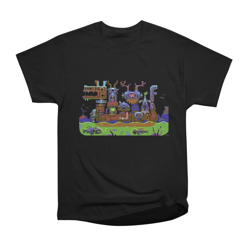 Technovikings Men's Classic T-Shirt by AnimalBro's Artist Shop