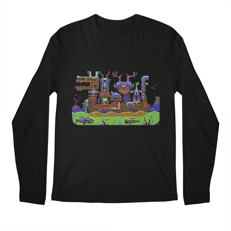 Technovikings Men's Longsleeve T-Shirt by AnimalBro's Artist Shop