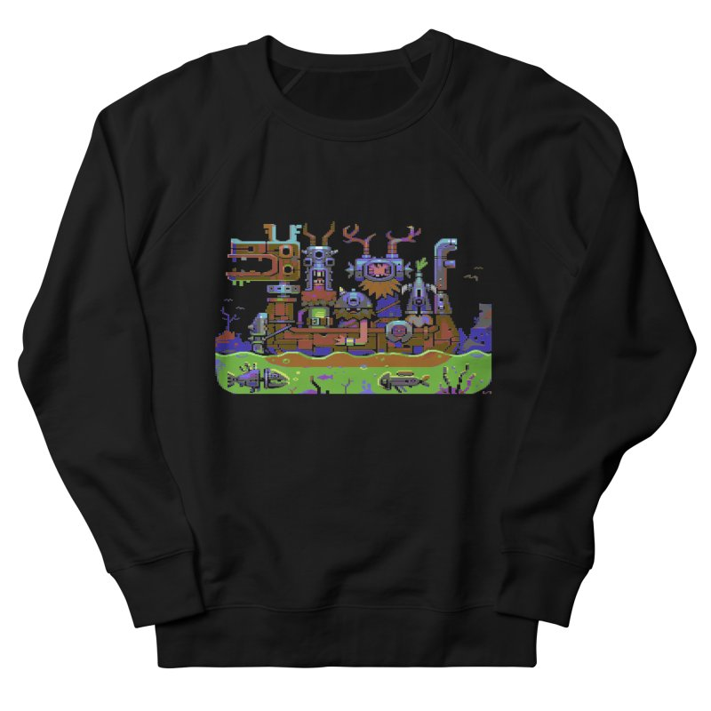 Technovikings Men's Sweatshirt by AnimalBro's Artist Shop