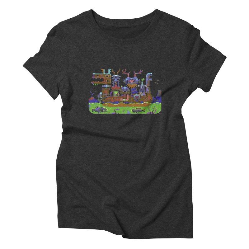Technovikings Women's T-Shirt by AnimalBro's Artist Shop