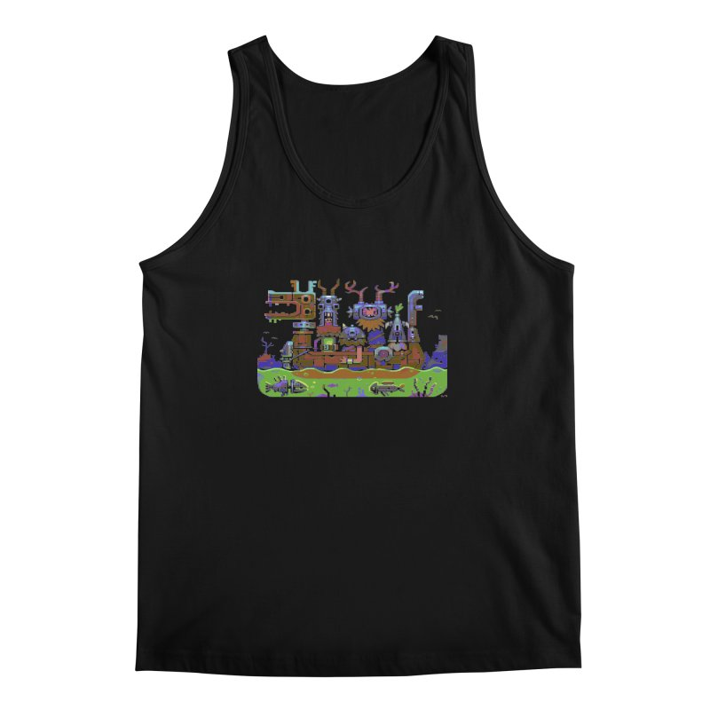 Technovikings Men's Tank by AnimalBro's Artist Shop