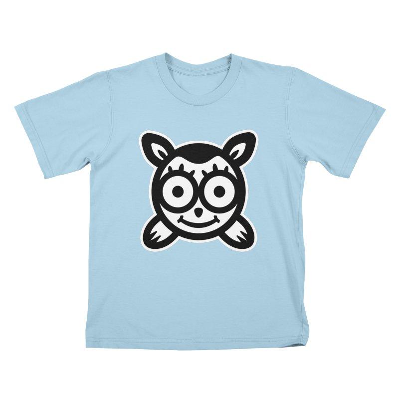 Animal Icon T-Shirt Kids T-Shirt by Animal Monster Robot