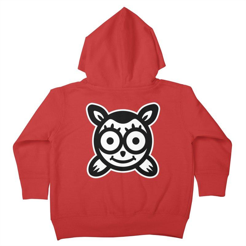 Animal Icon T-Shirt Kids Toddler Zip-Up Hoody by Animal Monster Robot