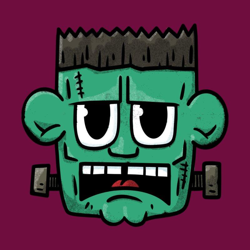 Frank's Monster Women's T-Shirt by Animal Monster Robot