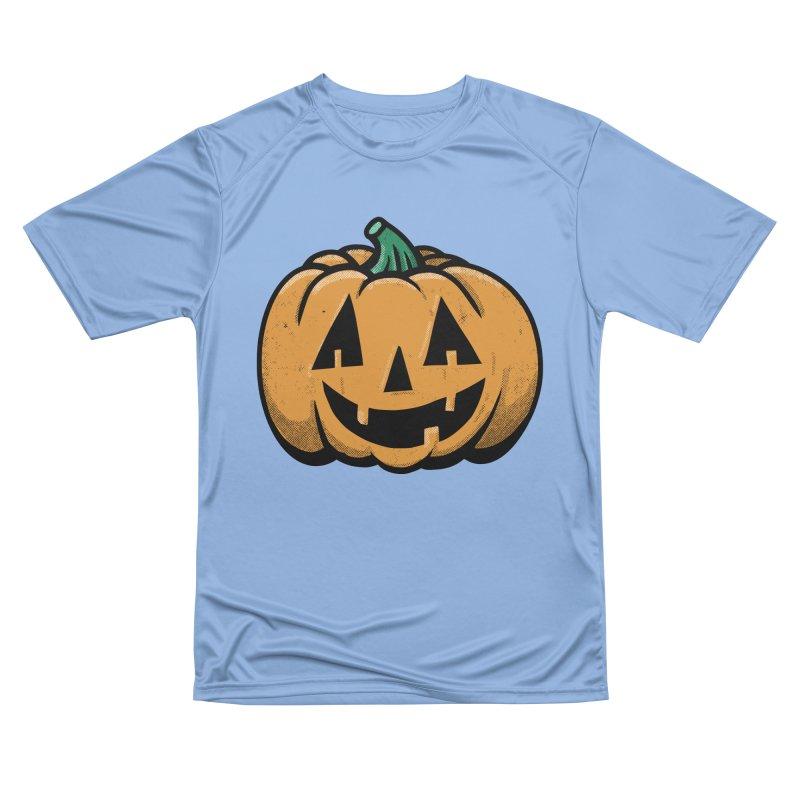 Jack O. Lantern Men's T-Shirt by Animal Monster Robot