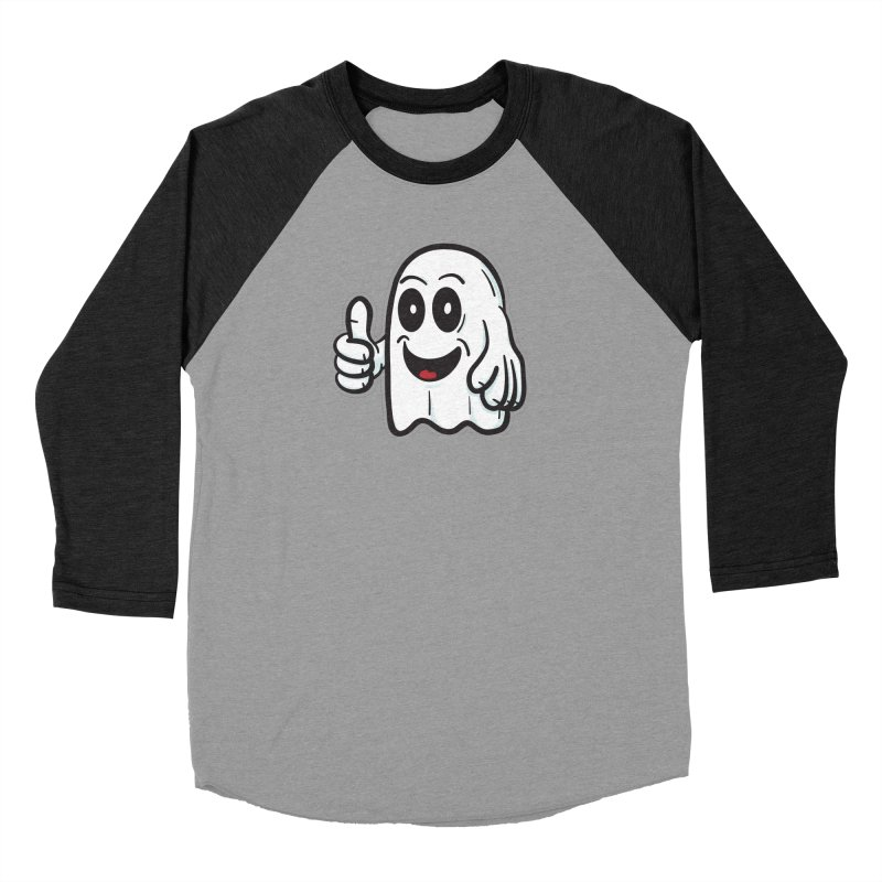 Right On, Ghost - for black shirts Men's Longsleeve T-Shirt by Animal Monster Robot